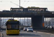 Киев, транспорт, карантин