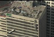 В Балтиморе прогремел взрывв небоскребе