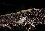 В Израилена массовом религиозном празднике погибли люди