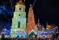 Киев, новогодняя елка