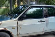 В Харькове задержали мужчину, который ударил таксиста ножом в шею