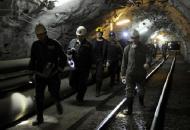 Зеленский, шахтеры