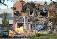 США, взрыв