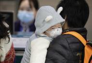 коронавирус, Китай