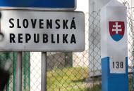 Словакия, Украина, граница
