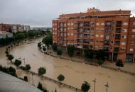 Испания, ливни, наводнение