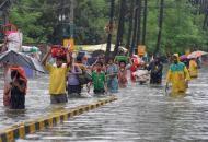 Индия, наводнение