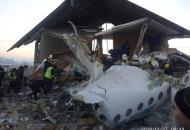Казахстан, авиакатастрофа