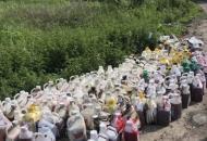 утечка химикатов в реку Рось