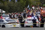 ВСША на гей-параде пикап въехал в толпу