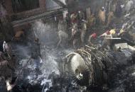 авиакатастрофа, Пакистан