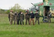ПрезидентУкраины прибыл с рабочей поездкой в Луганскую область