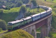 """""""Укрзализныця"""" в августе восстанавливает курсирование поезда до Карпат"""