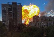 Волгоград, взрыв на заправке