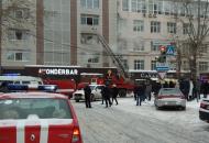 Пермь, пожар