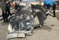 Иран, авиакатастрофа