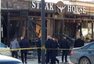 В Сербии произошел взрыв в кафе