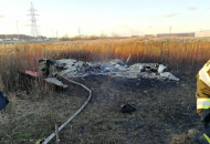 В России при крушениилегкомоторного самолета погиб известный телеведущий с женой
