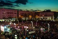 Сербия, Черногория, акции протеста