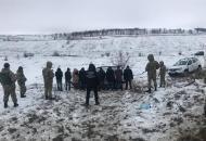 Луганская, Госпогранслужба