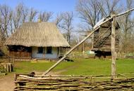 село на Донбассе, которое притягивает туристов из Европы