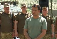 Зеленский с рабочей поездкой прибыл на Донбасс