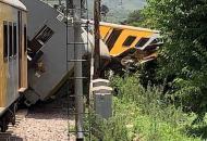 ЮАР, авария на железной дороге