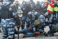 В России продолжаются протесты в поддержку Навального
