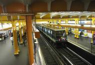 Париж, метро