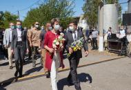 Президенты Украины и Швейцарской Конфедерации начали рабочую поездку на Донбасс