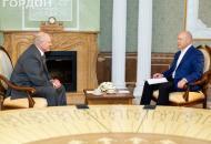 Лукашенко дал большоеинтервью Гордону