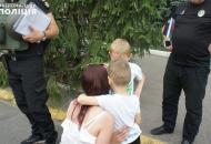 Северодонецк, дети, полиция