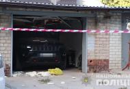 Взрыв в центре Харькова:мужчина подорвал себя в своем автомобиле