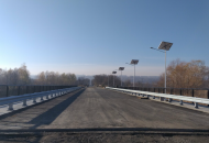 Мост между Лисичанском и Северодонецком