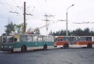 Лисичанск, ЛЭО, троллейбусы