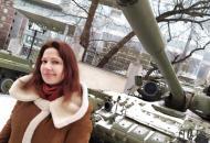 Ведущей новостей российского телеканала запретили въезд в Украину на 3 года