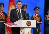 В Кыргызстане состоялась инаугурация нового президента
