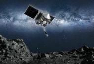 NASA провела успешную операцию по забору проб грунта с астероида Bennu