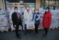Луганская, АТБ, благотворительность