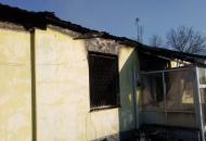 В Луганской области вспыхнул пожар в доме-интернате для престарелых и людей с инвалидностью