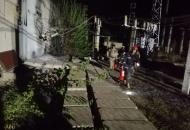Взрыв и пожар на территории одесского НПЗ