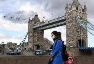Великобритания, коронавирус