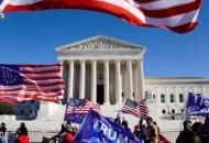 В США иск Техаса о пересмотре итогов выборовподдержали 17 штатов