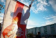 В Минск на митинг в поддержку Лукашенко сгоняют бюджетников