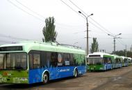 В Северодонецке планируютобновить общественный транспорт