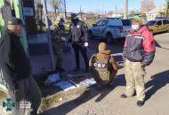 На Луганщине правоохранители обнаружили 2 схрона боевиков