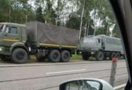 Россия перебрасываетавтозаки и бойцов Росгвардии к границе с Беларусью -CIT