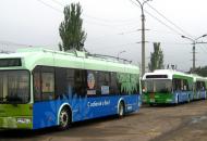 В Северодонецке изменят расписание одного из троллейбусных маршрутов