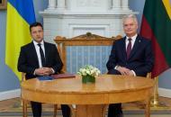 В Вильнюсе началась встреча президентов Украины и Литвы