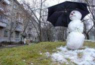 В Киеве зафиксирован очередной температурный рекорд